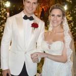 Diego Miguel e Janaina Stassun