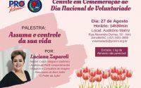 Convite Palestra Voluntariado 2019 - Versão Final