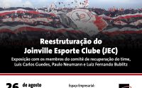 Convite para reunião sobre o JEC 26.08.19