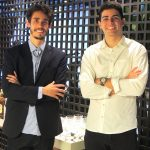 Gil Karlos Ferri e Lucas Vitorino